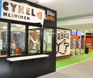 Клиника для велосипеда