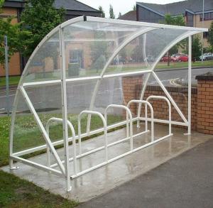 Крытая велопарковка Приют-5