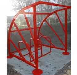 Крытая велопарковка Приют-3