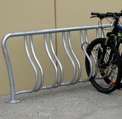 Велостойка Италия