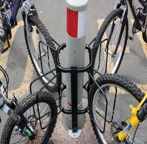 Велостоянка для парков
