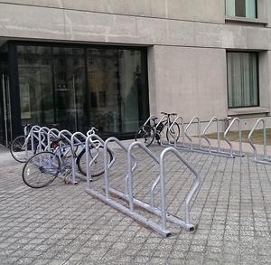 Велопарковка Опора