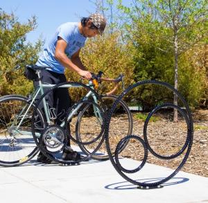 Велосипедная стойка Грин